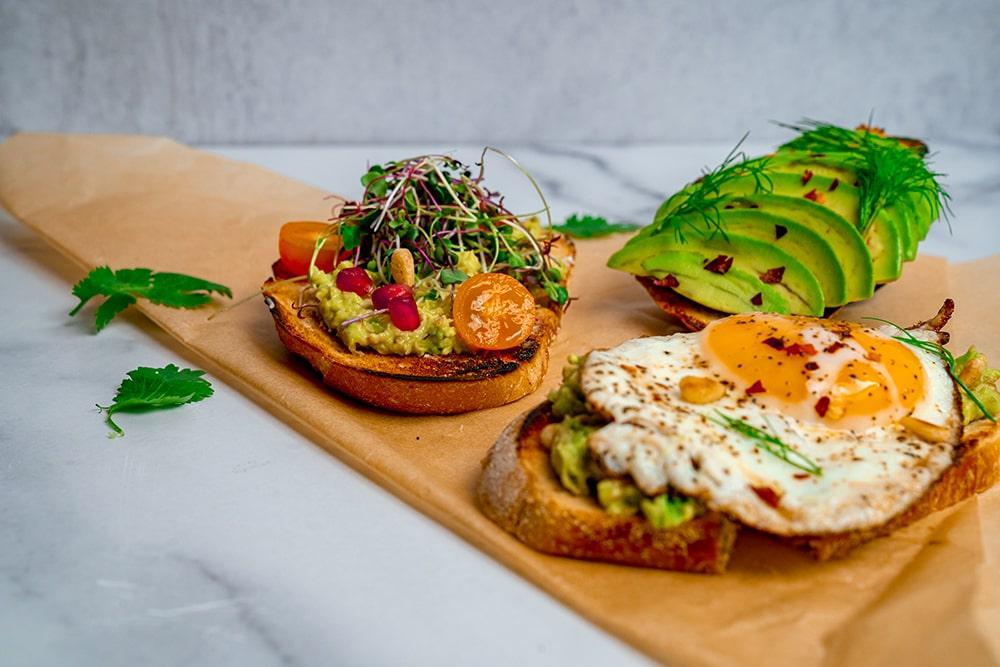 Jos Kitchen Cookbook Avocado Toast
