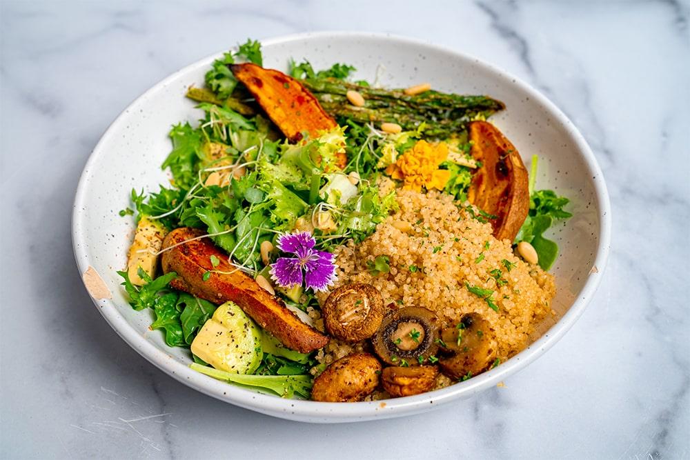 Jos Kitchen Cookbook Quinoa Salad